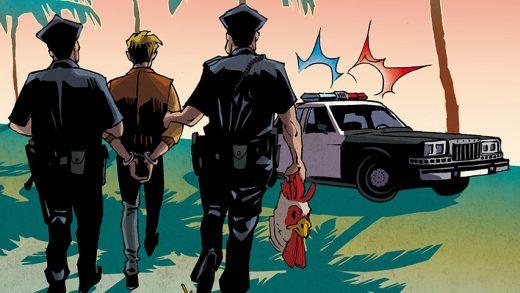 Hotline Miami 2 ganha série de quadrinhos digitais