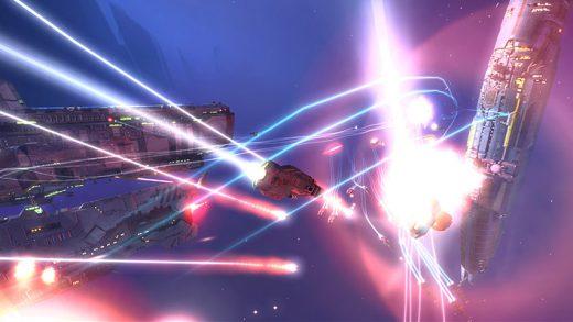Trailer mostra cenas de Homeworld Remastered em 4K
