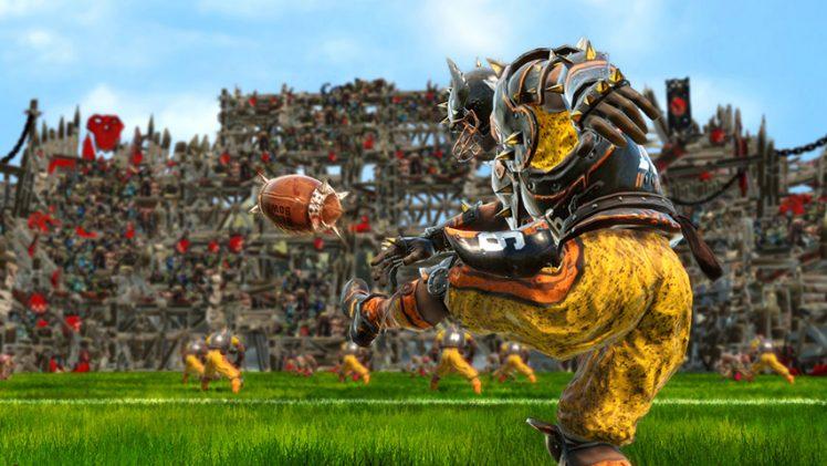Novo trailer de Blood Bowl II mostra partida entre Orcs e Humanos