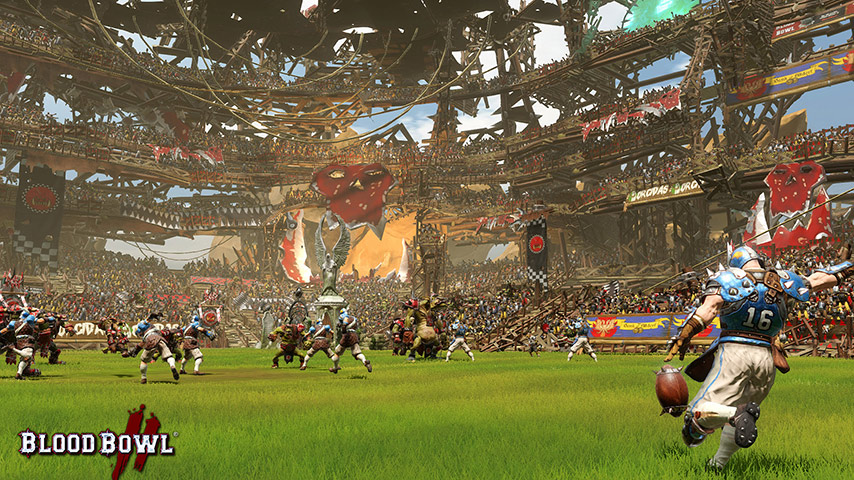 trailer de Blood Bowl II