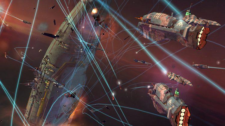 Análise – Homeworld Remastered Collection, um clássico espacial