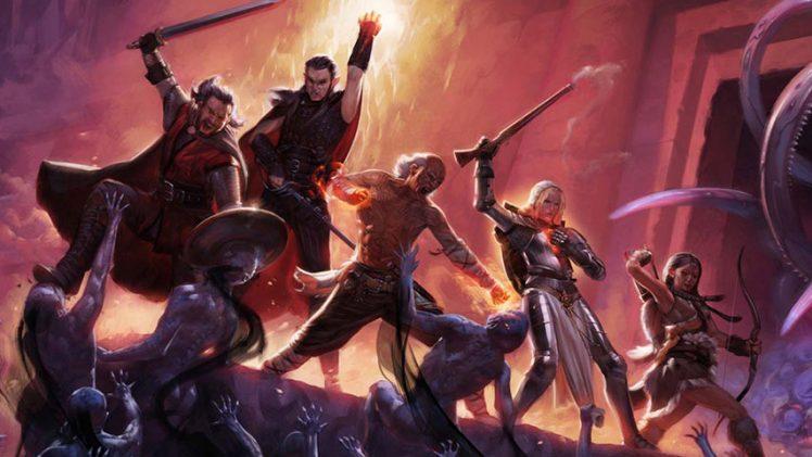 Análise – Pillars of Eternity, um RPG para ficar na história