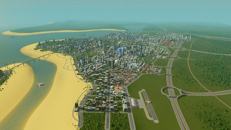 Cities: Skylines chega a 250 mil cópias vendidas