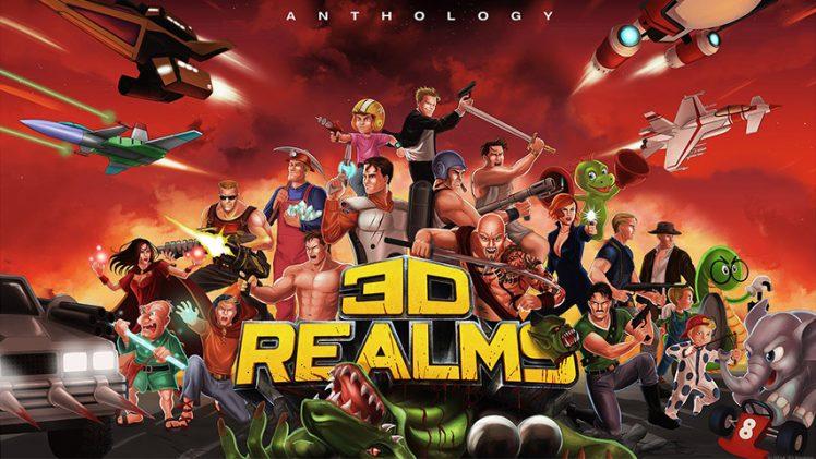Análise – 3D Realms Anthology é uma divertida viagem no tempo