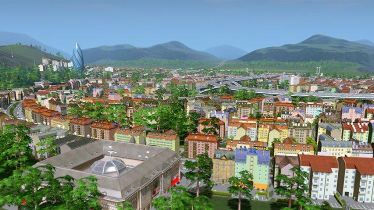 Cities: Skylines recebe novas construções e mapas grátis