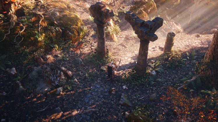 Umbra, um impressionante RPG no Kickstarter