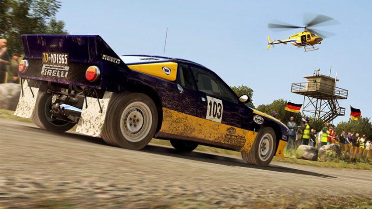 Atualização para DiRT Rally adiciona nova pista e carros