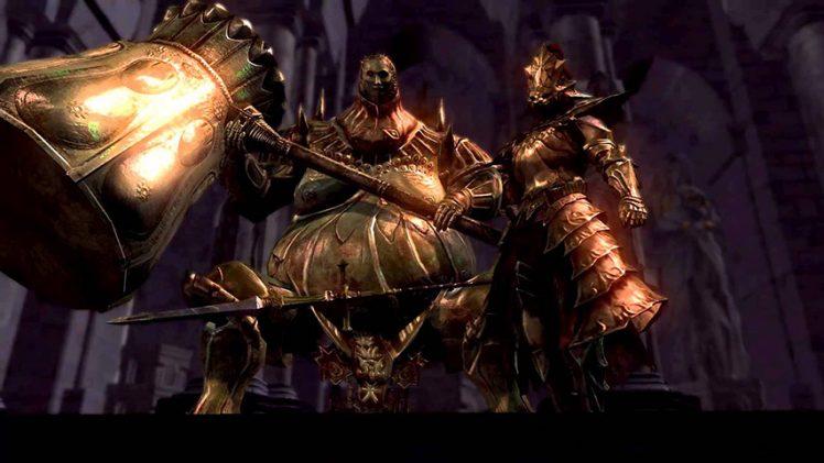 Mod permitirá jogar com os chefões de Dark Souls