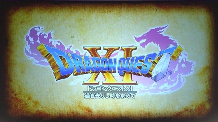 Dragon Quest XI é anunciado para PS4 e Nintendo 3DS