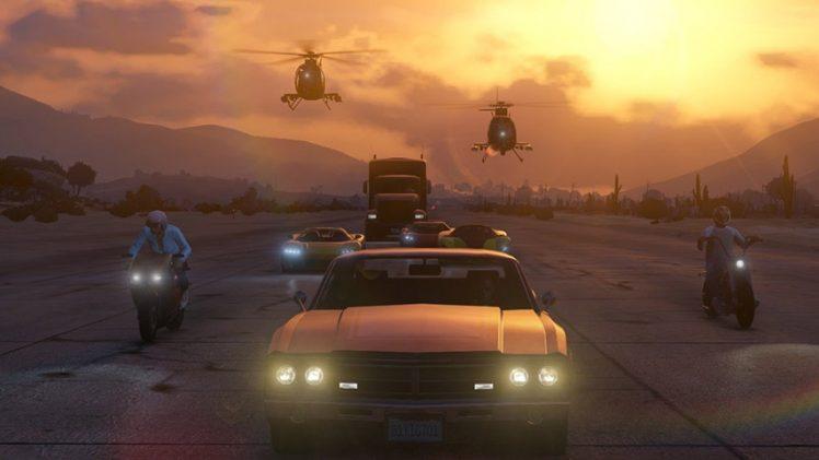 GTA Online tem RP e dinheiro em dobro até 6 de julho