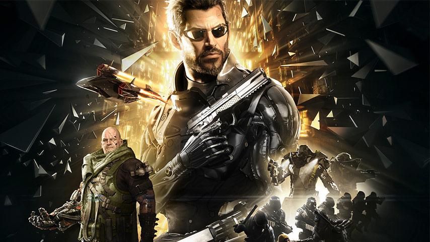 Deus Ex: Mankind Divided ganha data de lançamento