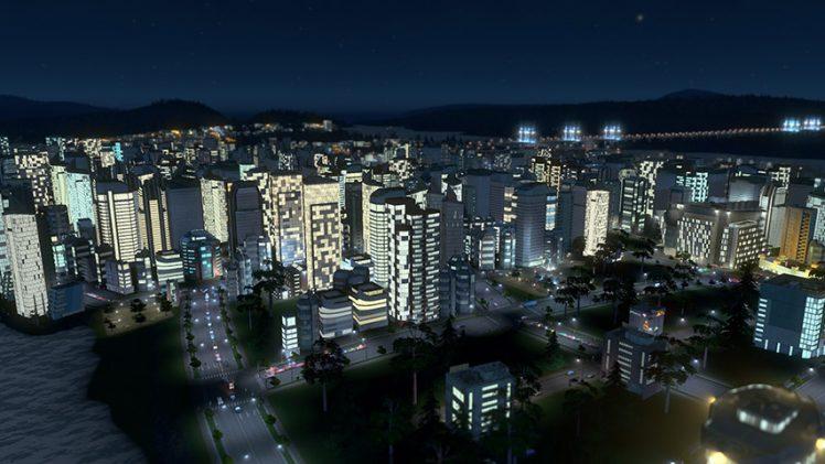 Análise – Cities: Skylines – After Dark