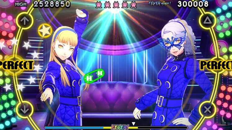 Análise – Persona 4: Dancing All Night