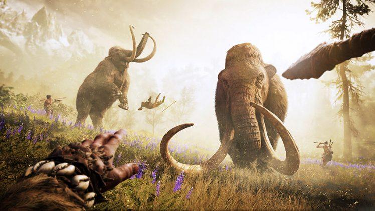 Far Cry Primal é anunciado e chega no começo de 2016