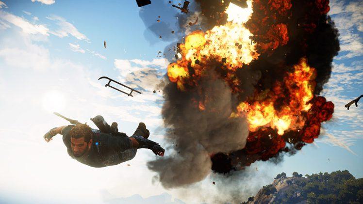 """Vídeo mostra detalhes da Engine de """"Just Cause 3"""""""