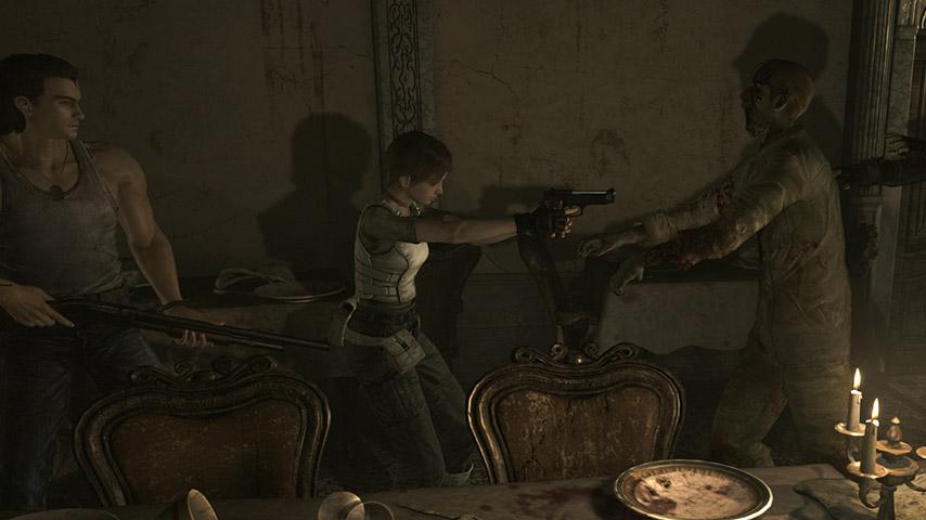 Análise – Resident Evil 0 HD Remaster