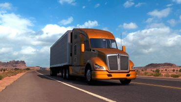 Análise – American Truck Simulator