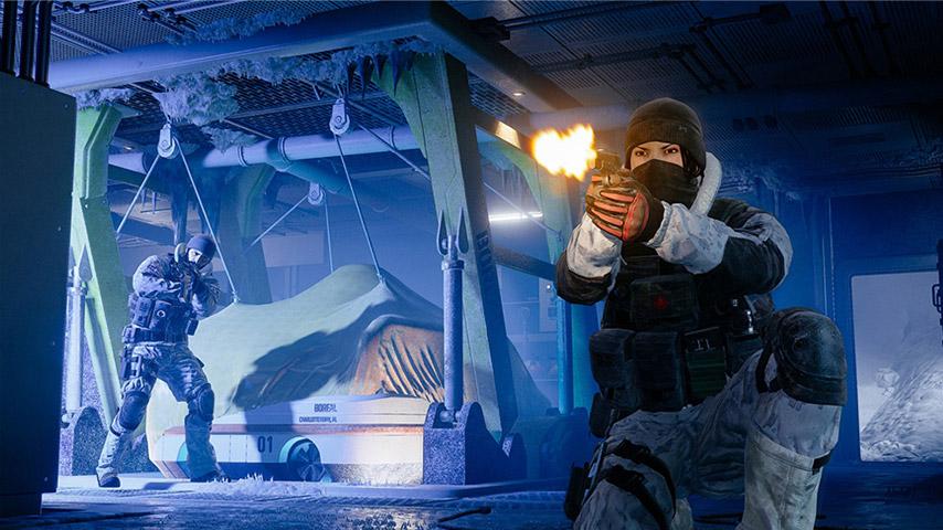 """""""Rainbow Six Siege"""" recebe expansão """"Operação Black Ice"""""""