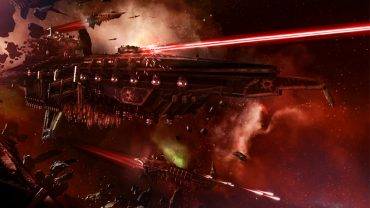 Novo vídeo de Battlefleet Gothic: Armada mostra a frota Chaos