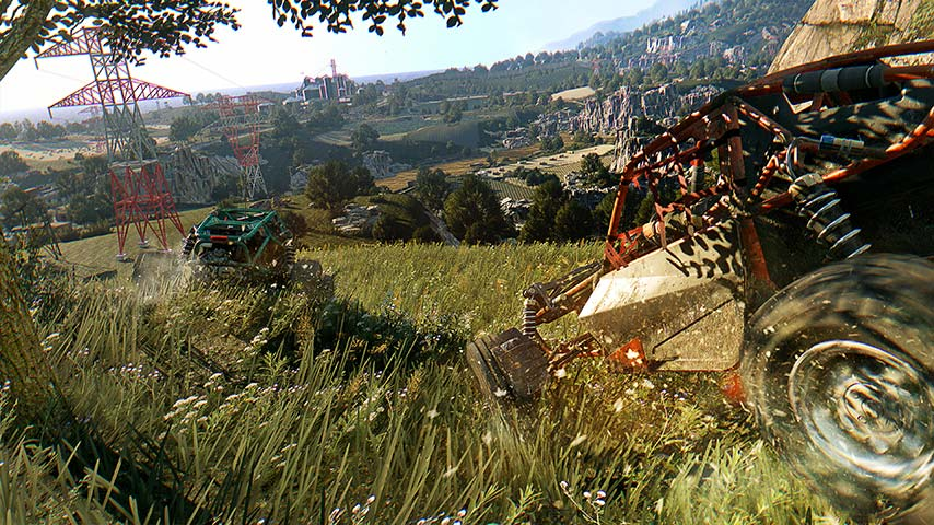 Análise – Dying Light: The Following