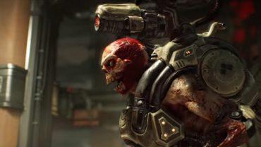 Muita carnificina no trailer da campanha de Doom