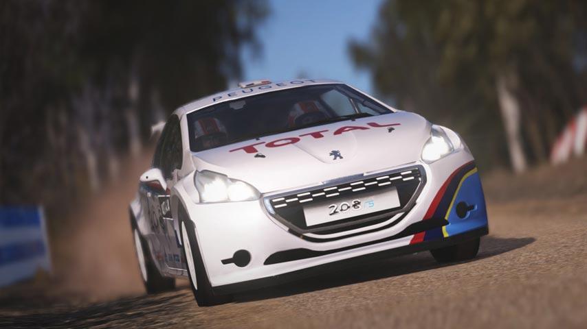 Análise – Sébastien Loeb Rally EVO