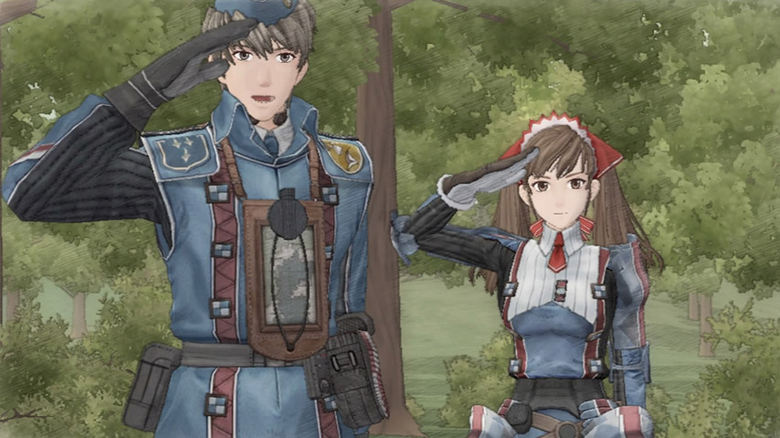 Análise – Valkyria Chronicles Remastered