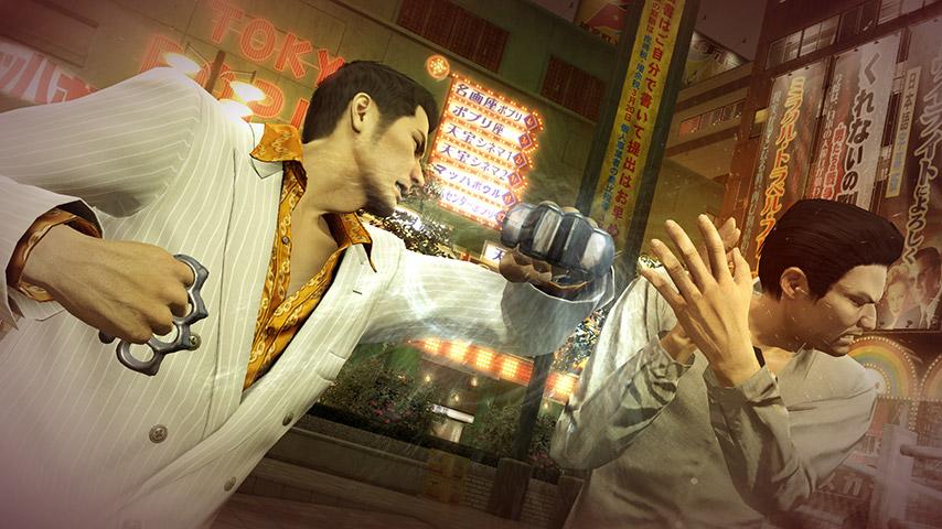 Análise – Yakuza 0