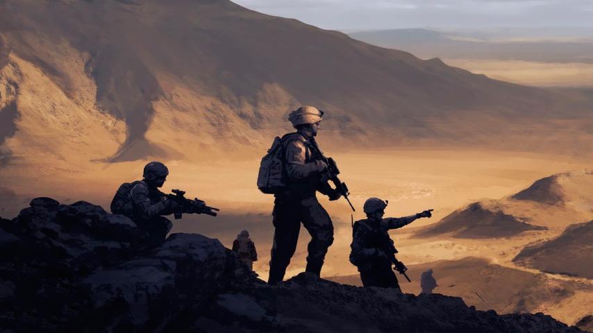 Primeiras impressões – Afghanistan '11