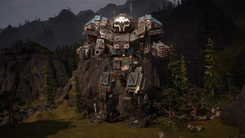 Primeiras Impressões – BattleTech