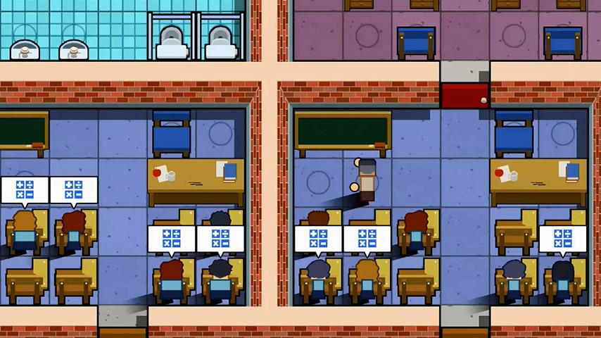 Primeiras Impressões – Academia: School Simulator