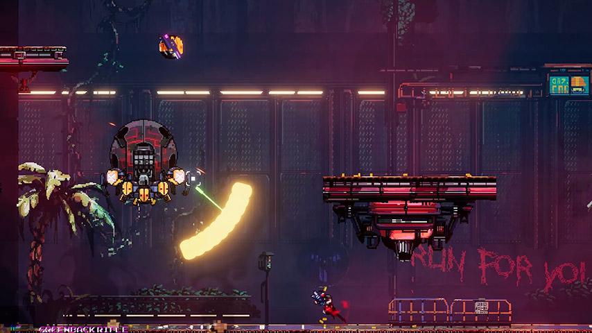 Black Future 88 é sobre escalar uma torre e muito neon | Hu3br