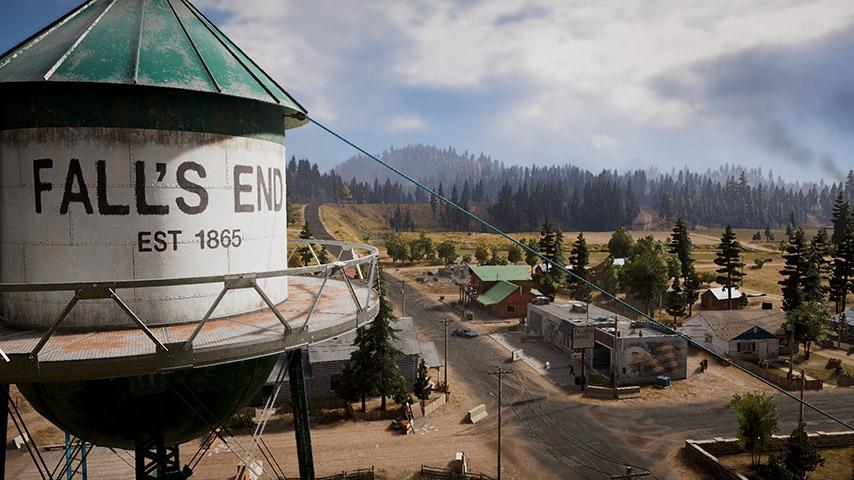 Far Cry 5: Quando o tudo diz nada