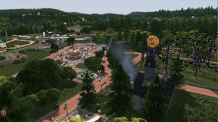 Análise – Cities: Skylines – Parklife