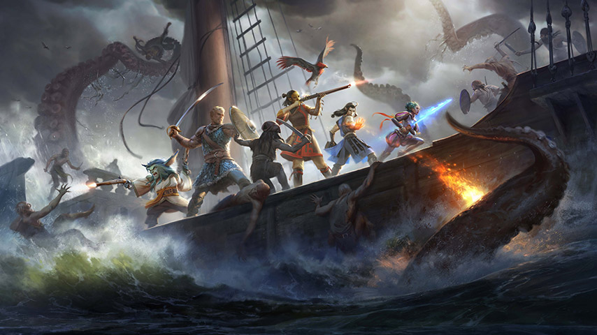 Análise – Pillars of Eternity 2: Deadfire