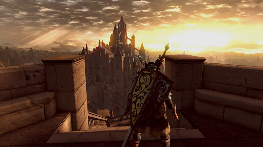 Análise – Dark Souls Remastered