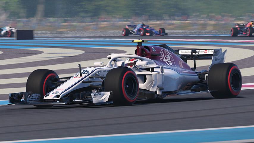 Análise – F1 2018