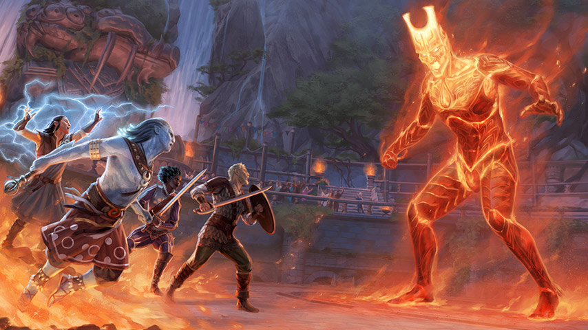 Análise – Pillars of Eternity 2: Seeker, Slayer, Survivor