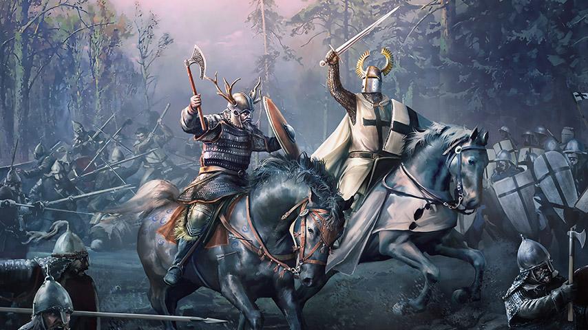 Análise – Crusader Kings 2: Holy Fury