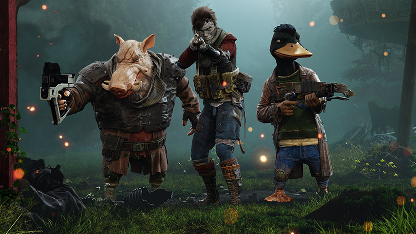 Análise – Mutant Year Zero: Road to Eden