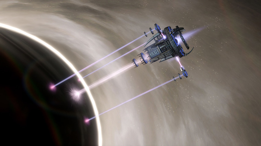 Análise – Stellaris: MegaCorp
