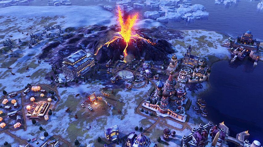 Análise – Civilization VI: Gathering Storm