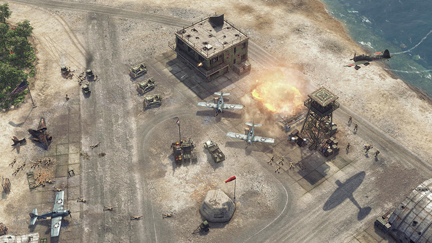 Análise – Sudden Strike 4: The Pacific War
