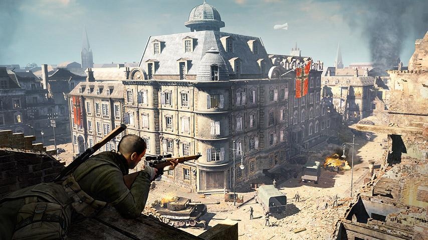 Análise – Sniper Elite V2 Remastered