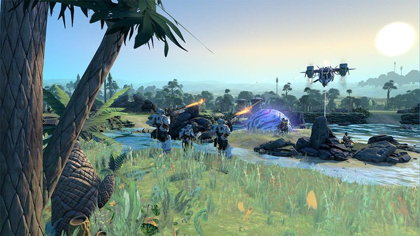 Veja as principais novidades de Age of Wonders: Planetfall