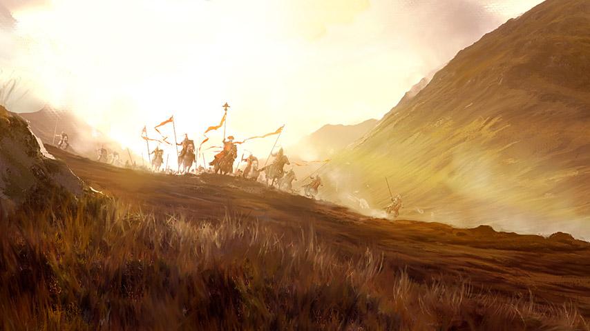 Entrevista – Criando Fantasy General II para uma nova era