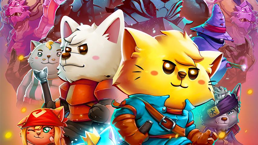 Análise – Cat Quest II