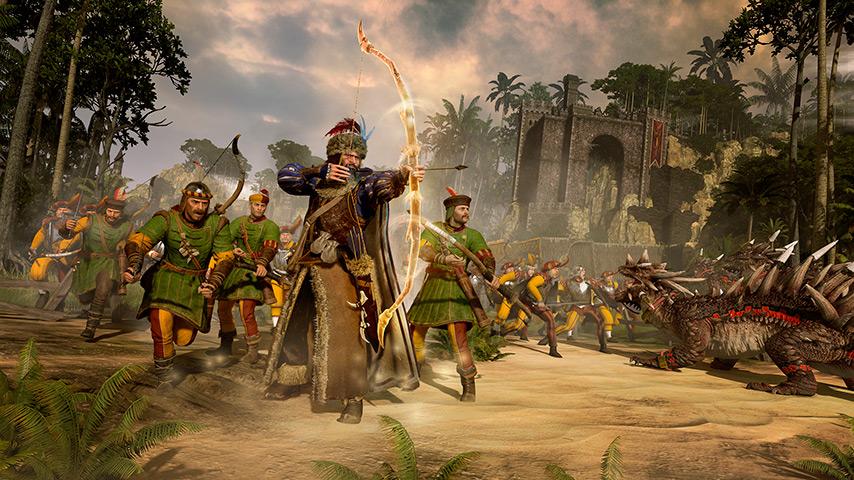 Análise – Total War: Warhammer II – The Hunter and The Beast