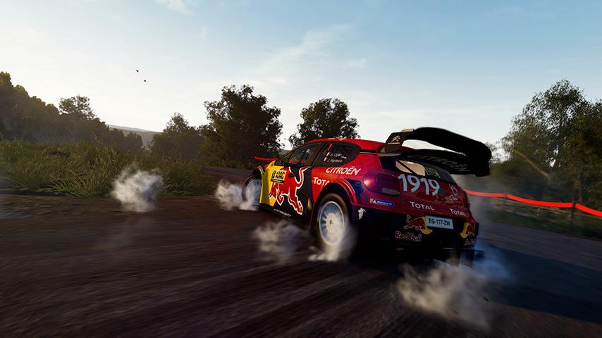 Análise – WRC 8