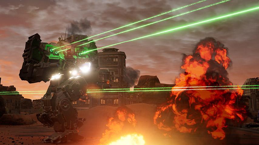 Análise – MechWarrior 5: Mercenaries